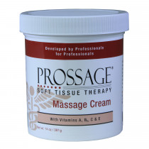 Prossage Soft Tissue Therapy Massage Cream, 14 Ounce Jar