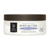 BV SPA Lavender & Rosemary Body Butter - 8 fl oz
