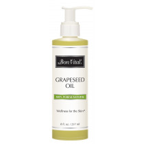 Bon Vital Grapeseed Oil 8 oz